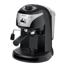DeLonghi EC220CD 4 Cups Espresso Machine, Black
