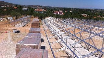 Instalación Huerto Solar Fotovoltaico en Grecia