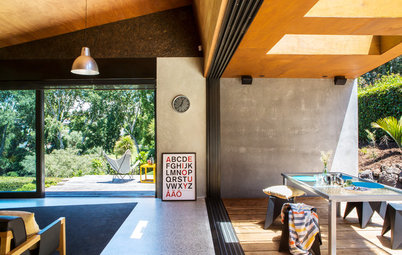 Houzz Tour: An Out-of-the-Ordinary Layout Solves a Tricky NZ Site