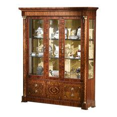 Saxa Display Cabinet
