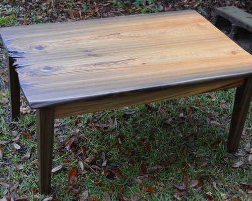 Sinker Cypress Coffee Table Products