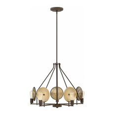 Boyer 5-Light Chandelier, Oil Rubbed Bronze