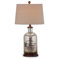 Vintage Traditional Table Lamps Brassiere Table Lamp