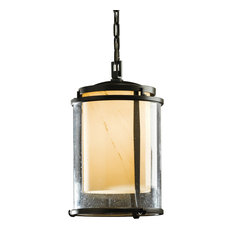 Hubbardton Forge (365615) 1 Light Meridian Large Outdoor Ceiling Fixture
