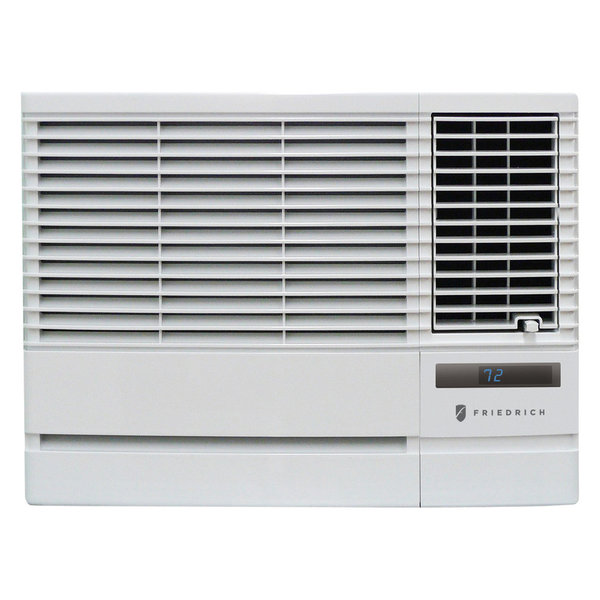 Friedrich 26 Air Conditioner with 24000 BTU Cooling Washable in Grey