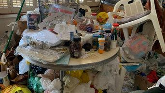 Whole House Cleanout / Trashout