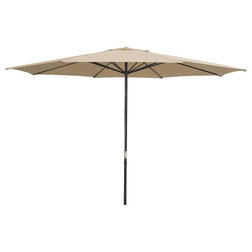 Contemporary Outdoor Umbrellas by Yescom