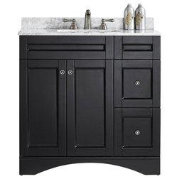 Elegant Transitional Bathroom Vanities And Sink Consoles by Vinnova