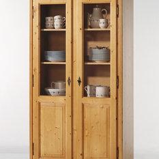 buffetschr nke vitrinenschr nke geschirrschr nke houzz. Black Bedroom Furniture Sets. Home Design Ideas