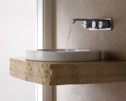 Primera Interiors Projects Gallery - Bathroom Sinks