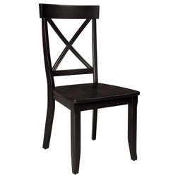 Transitional Dining Chairs by Home Styles Furniture