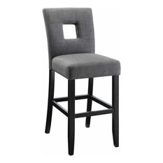 Andenne Counter Height Chair With Cutout, Set of 2