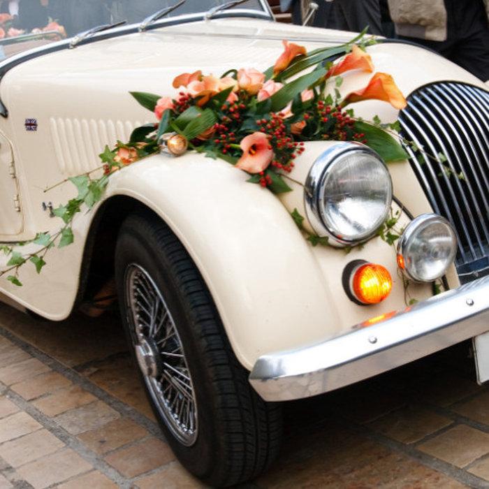 Mariage Retro romantique et fleuri
