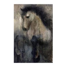 """Equestrian Feats"" Fine Art Piece"