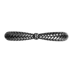 Sierra Lifestyles Equestrian Braid 3 Pull Pewter Cabinet And Drawer Handle Pulls