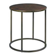 22 in. Round End Table