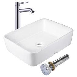 Contemporary Bathroom Sinks by Yescom