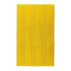New Plus Bath Mat, Mustard Yellow
