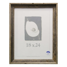 Barnwood Picture Frame, 18X24
