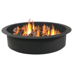 Industrial Fire Pits by Serenity Health & Home Decor