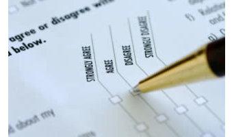 Sample Survey Questionnaire Form