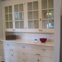 Kitchen Built-in Hutch