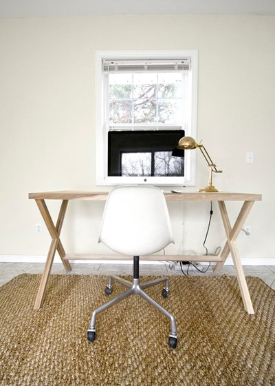 Goodbye Messy Wires | Offset Paneled Wall