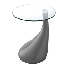 Pop Coffee Table, Silver