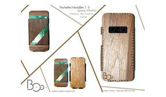 Pochette iPhone WoodSkin 1.0