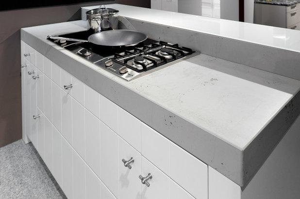arbeitsplatten in betonoptik leichtgewichte f r die k che. Black Bedroom Furniture Sets. Home Design Ideas