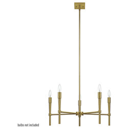 Industrial Chandeliers by Globe Electric