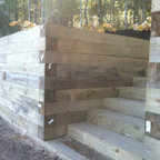 Retaining Walls Contemporary Landscape Dc Metro By