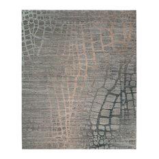 Safavieh Valencia Collection VAL204 Rug, Grey/Multi, 9' X 12'