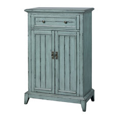 50 Most Popular Beach Style Accent Chests And Cabinets For ...