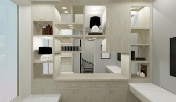 Study/Dry bar design