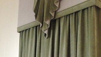 Art Deco Pelmet