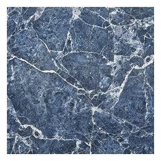 """Versailles Blue Full Polished Glazed Porcelain Tile 12""""x24"""" 4 Boxes  62.4 sqt"""