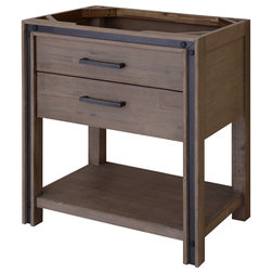 Industrial Bathroom Vanities And Sink Consoles by Sagehill Designs