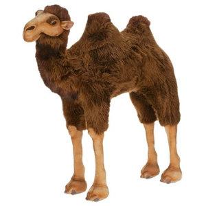 Ride-On Camel Stuffed Animal
