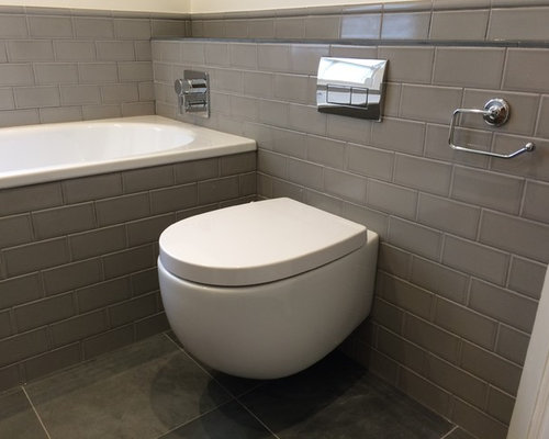 Bathroom refit for fired earth cambridge for Bathroom design cambridge