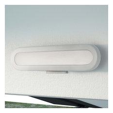 "VONN VMW12020 Procyon 1 Light 21""W Integrated LED Bath Bar - Silver"