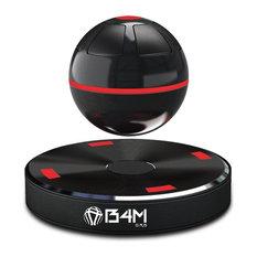 B4M - Dark Black Portable Wireless Bluetooth 4.1 Floating Speaker - Home Electronics