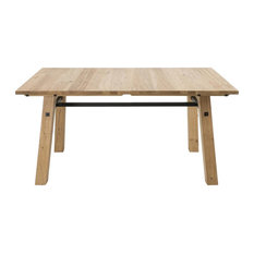 Stockhelm Wild Oak Dining Table, 1.6 m