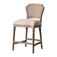 Burnham Home Designs Wilbrandt Stool