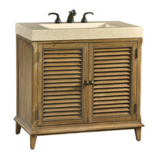 Ambella Home Collection, Inc. - Hampton Road Sink Chest - Bathroom Vanities and Sink Consoles