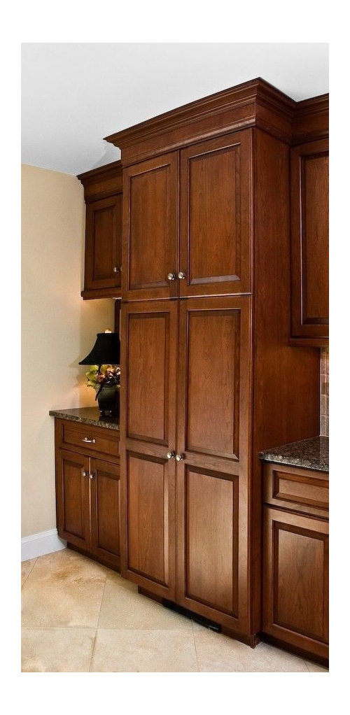Issues With Tall Pantry Cabinet Doors, Tall Kitchen Cabinets With Doors