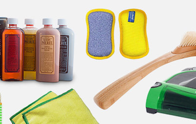 Shop Houzz: The Ultimate Cleaning Tools