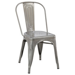 Industrial Dining Chairs by BTExpert