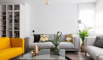 Proyecto de decoración Madrid Río