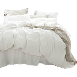Traditional Duvet Covers And Duvet Sets by SuperiorLinensHandmade